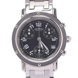 エルメス(Hermes)のエルメス  クリッパー クロノ 腕時計(腕時計(アナログ))