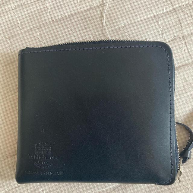 WHITEHOUSE COX(ホワイトハウスコックス)のホワイトハウスコックス コンパクト財布 メンズのファッション小物(コインケース/小銭入れ)の商品写真