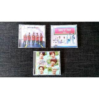 """エービーシーズィー(A.B.C.-Z)の【CD3枚セット】Take a """"5"""" Train(ポップス/ロック(邦楽))"""