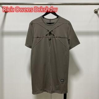 リックオウエンス(Rick Owens)のRick Owens Drkshdw -108539c(Tシャツ/カットソー(半袖/袖なし))