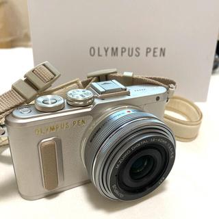 OLYMPUS - OLYMPUS PEN E-PL8
