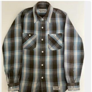 ワコマリア(WACKO MARIA)のWACKOMARIA 厚手フランネルチェックシャツ(シャツ)