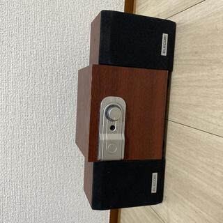 ELECOM - エレコム スピーカー 木製 チェリーウッド MS-W02WCH