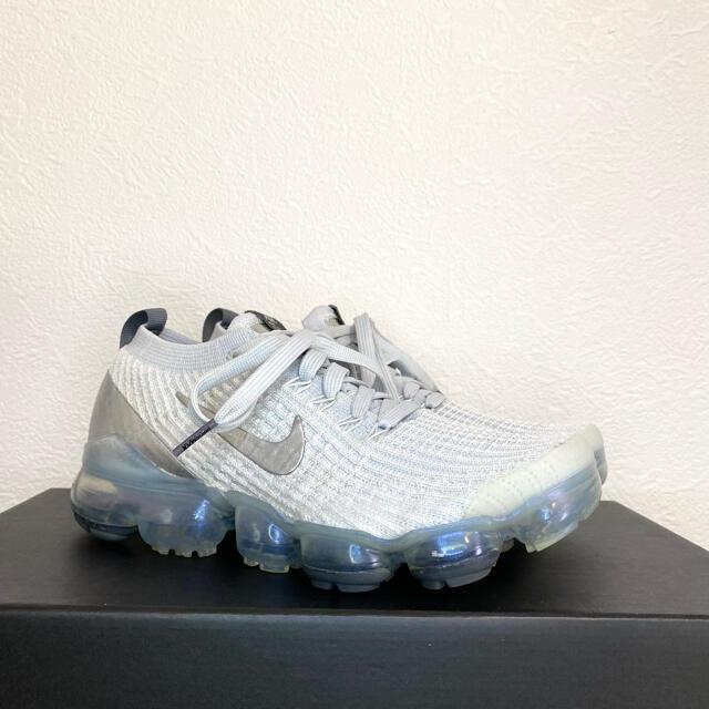 NIKE(ナイキ)の極美品 NIKE AIR VAPORMAX フライニット3 リフレクト 24cm レディースの靴/シューズ(スニーカー)の商品写真