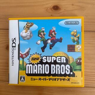 ニンテンドーDS(ニンテンドーDS)のNew スーパーマリオブラザーズ DS(その他)