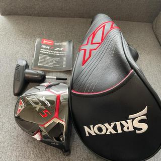Srixon - スリクソンSRIXON 1W ZX5 10.5° ヘッドと付属品 傷あり