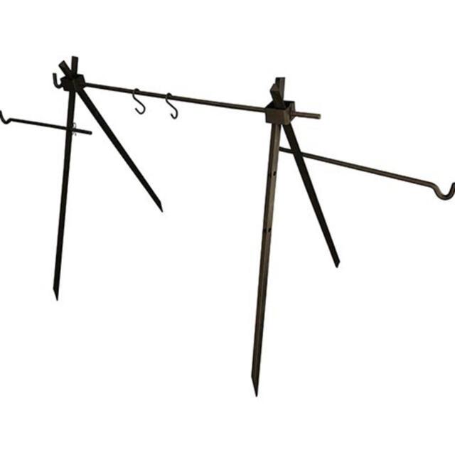 Snow Peak(スノーピーク)の[美品]尾上製作所 ONOE マルチハンガー MH-90 スポーツ/アウトドアのアウトドア(調理器具)の商品写真