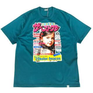 カラー(kolor)のkolor beacon マガジンプリントT ザ・ベストワン(Tシャツ/カットソー(半袖/袖なし))