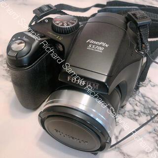 富士フイルム - 富士フィルム  FinePix S5700  デジタル一眼レフカメラ