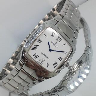 エドックス(EDOX)のEDOX エドックス LES BEMONTS レ ・ベモン メンズ腕時計(腕時計(アナログ))