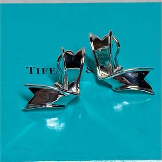 Tiffany & Co. - TIFFANY ティファニー シルバー イヤリング SV925