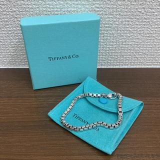 Tiffany & Co. - Tiffany ティファニー ベネチア ブレスレット 925