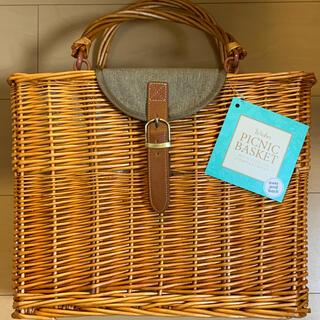 COSTCO ピクニックバスケット 保冷カゴバッグ コストコ カゴバッグ
