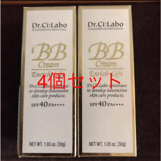 Dr.Ci Labo - ドクターシーラボ BBクリーム エンリッチリフト 30g 4個セット