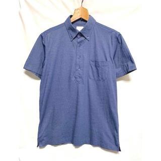 マッキントッシュフィロソフィー(MACKINTOSH PHILOSOPHY)のマッキントッシュフィロソフィー シャンブレー織プルオーバーシャツ 40(ポロシャツ)