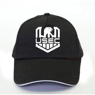 タルコフ(TARKOV)帽子 キャップ型1黒(その他)