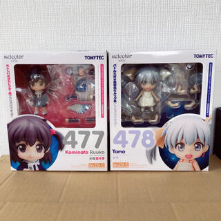 GOOD SMILE COMPANY - ねんどろいど タマ&るう子 selector infected WIXOSS