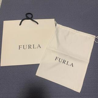 フルラ(Furla)のFURLA ショップ紙袋 布袋(ショップ袋)
