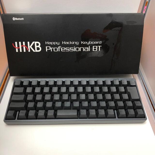 富士通(フジツウ)のHappy Hacking Keyboard (HHKB) スマホ/家電/カメラのPC/タブレット(PC周辺機器)の商品写真
