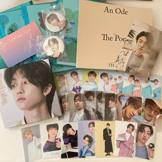 セブンティーン(SEVENTEEN)のTHE8 ミンハオ トレカ グッズ セット まとめ売り(K-POP/アジア)