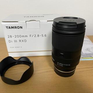 TAMRON - TAMRON 28-200mm F/2.8-5.6 Di III RXD