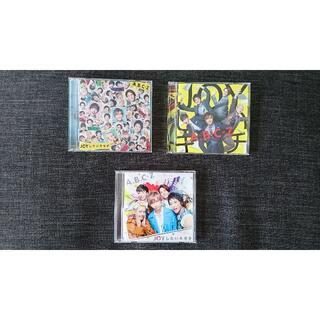 エービーシーズィー(A.B.C.-Z)の【CD3枚セット】JOYしたいキモチ(ポップス/ロック(邦楽))