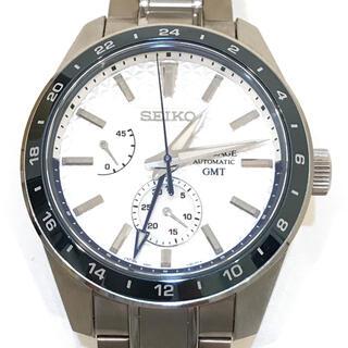 SEIKO - 9602 SEIKO セイコー プレサージュ GMT SARF007 腕時計