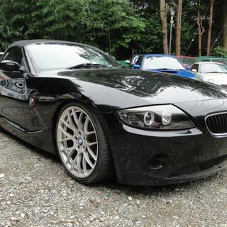 BMW - BMW Z4. 2005(平成17年)105614㎞。2200㏄。車検無し。