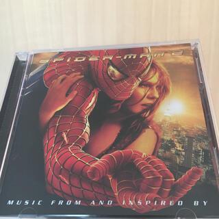 スパイダーマン2 オリジナルサウンドトラック サントラ(映画音楽)