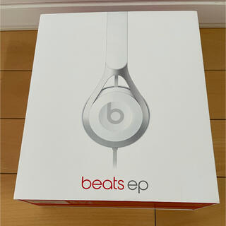 Beats by Dr Dre - bears ep ビーツ ヘッドホン マットホワイト