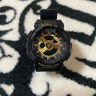 BabyG protection 黒 時計
