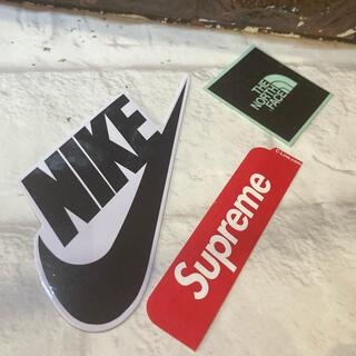 シュプリーム(Supreme)のsup & NIKE & TNF Sticker set ⬜︎ #snt7(その他)
