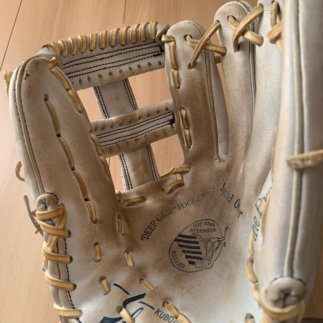 久保田スラッガー(クボタスラッガー)の久保田スラッガー 軟式 グローブ スポーツ/アウトドアの野球(グローブ)の商品写真