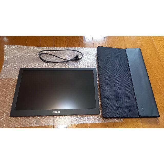 ASUS(エイスース)のASUS モバイルディスプレイ MB169B+ スマホ/家電/カメラのPC/タブレット(ディスプレイ)の商品写真