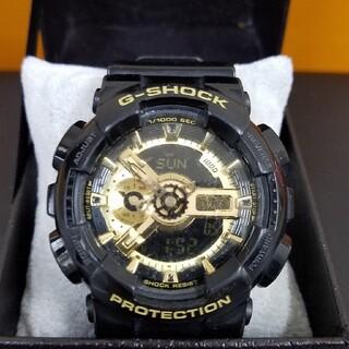 ジーショック(G-SHOCK)のG-shock GA110電池交換済み(腕時計(デジタル))