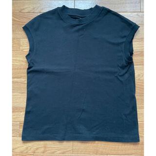 MUJI (無印良品) - 無印 Tシャツ ブラック 黒
