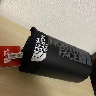 ザノースフェイス(THE NORTH FACE)のTHE NORTH FACE ノースフェイス ヌプシマフラー 新品 ブラック(マフラー)