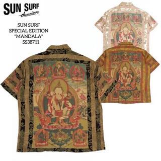 "SUN SURF SPECIAL EDITION ""MANDALA"" BLACK"