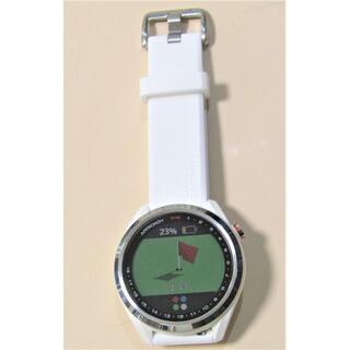 ガーミン(GARMIN)の超美品 ガーミン Approach S42 White/Silver(その他)