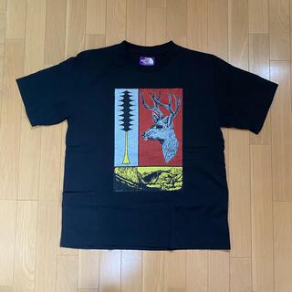 ザノースフェイス(THE NORTH FACE)のTHE NORTH FACE PURPLE LABEL Tee Tシャツ L(Tシャツ/カットソー(半袖/袖なし))