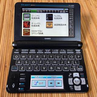 CASIO - CASIO 電子辞書 EX-word XD-U4800