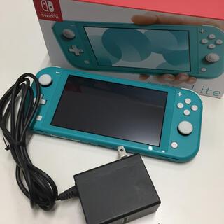 Nintendo Switch - ニンテンドー スイッチ ライト 中古