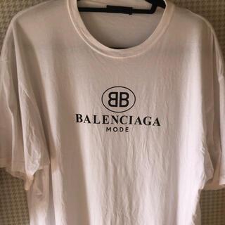 バレンシアガ(Balenciaga)のバレンシアガ Tシャツ(Tシャツ/カットソー(七分/長袖))