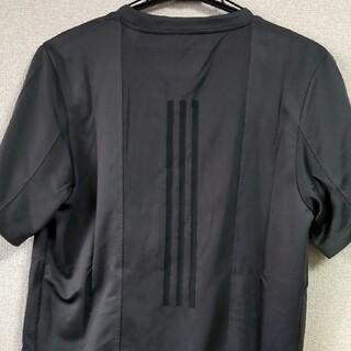 adidas - 新品、タグ付き アディダス 半袖 Tシャツ Mサイズ メンズ グレー
