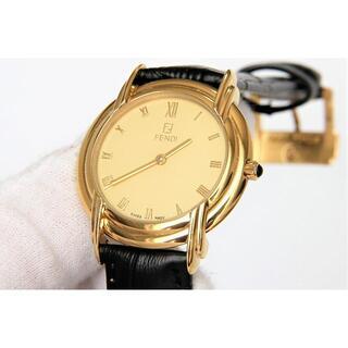 フェンディ(FENDI)のフェンディ FENDI 男性用 腕時計 電池新品 s1155(腕時計(アナログ))