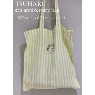 サマンサモスモス(SM2)の新品 TSUHARU ツハル ノベルティ トートバッグ リネン(トートバッグ)