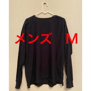 ムジルシリョウヒン(MUJI (無印良品))の無印良品 Mサイズ メンズ 長袖(Tシャツ/カットソー(半袖/袖なし))