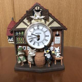 わちふぃーるど ハビーの酒場 置き掛け時計