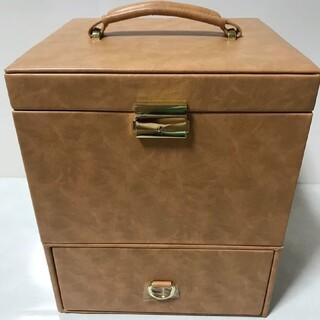 フランフラン(Francfranc)のフラビア コスメボックス メイクボックス(メイクボックス)