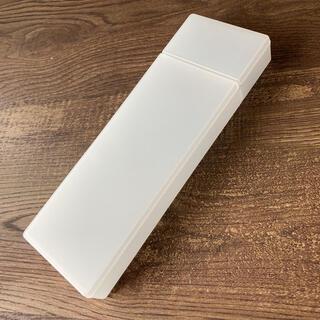ムジルシリョウヒン(MUJI (無印良品))の無印   無印良品  ダブルペンケース(ペンケース/筆箱)
